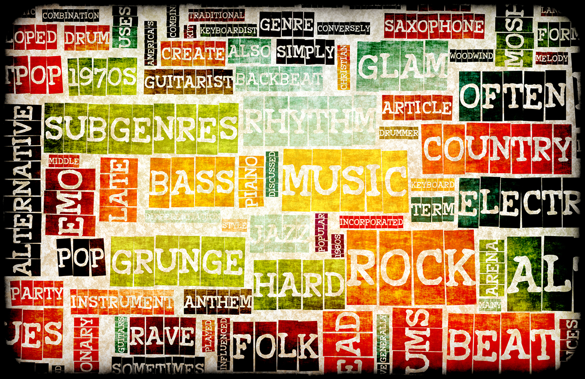 effect of different music genres on There are also many different messages in music some songs have lyrics that speak of a passionate love, while others speak of anger there's music for just about every mood a teen feels understanding music's effect on teenagers over the past few decades, three music genres have been focused on for influencing teens in one way or another these genres.
