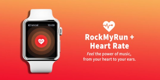 RockMyRun Apple Watch Heart Rate